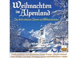 Weihnachten im Alpenland Die 40 schoensten Advent
