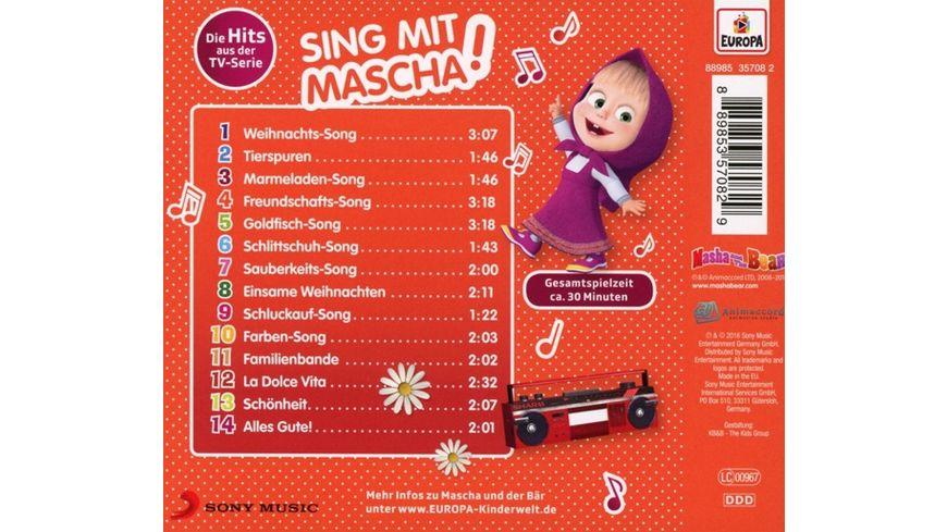 Sing mit Mascha Die Hits aus der TV Serie