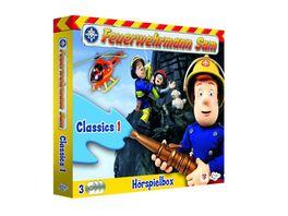 Feuerwehrmann Sam Classics Hoerspiel Box 1 3CDs