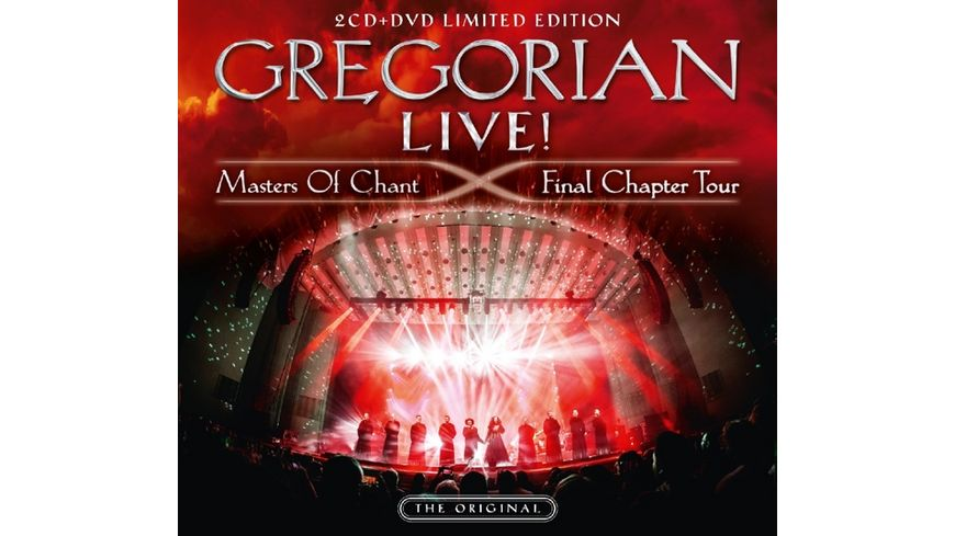 LIVE Masters Of Chant Final Chapter Tour Ltd