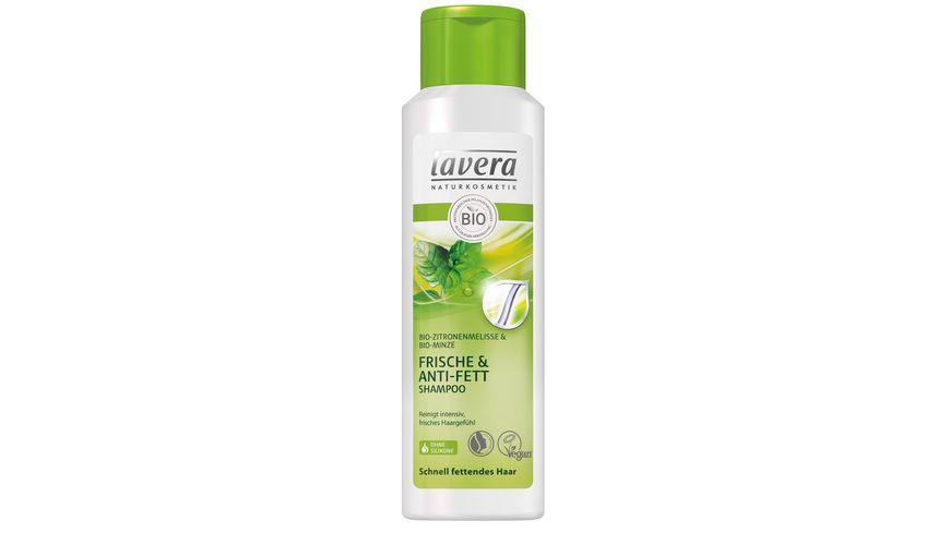 lavera Frische Anti Fett Shampoo