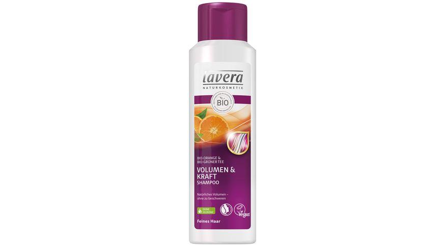 lavera Volumen Kraft Shampoo