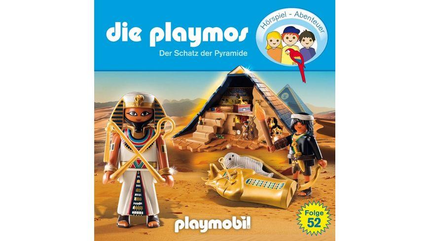 52 Der Schatz Der Pyramide