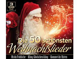 Die 50 schoensten Weihnachtslieder