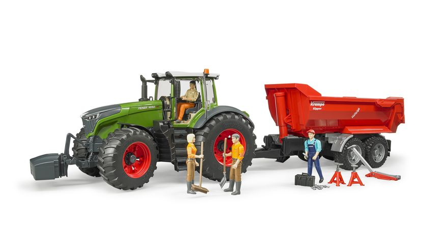 BRUDER Fendt 1050 Vario mit Mechaniker 04041