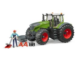 BRUDER Fendt 1050 Vario mit Mechaniker 04041