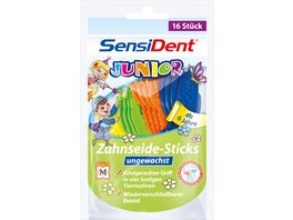 SensiDent Zahnseidesticks Junior
