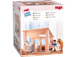 HABA Little Friends Pferdebox