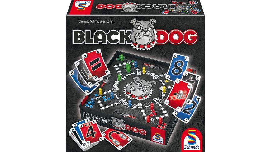 Schmidt Spiele Black Dog