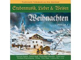 WEIHNACHTEN Stubenmusik Lieder Weisen 3