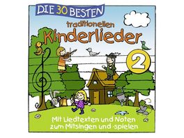 Die 30 Besten Traditionellen Kinderlieder Vol 2
