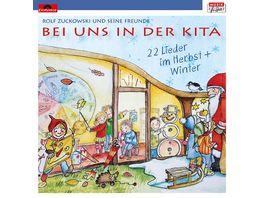 Bei Uns In Der Kita 22 Lieder Im Herbst Winter