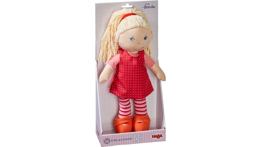 HABA Puppe Annelie 30 cm