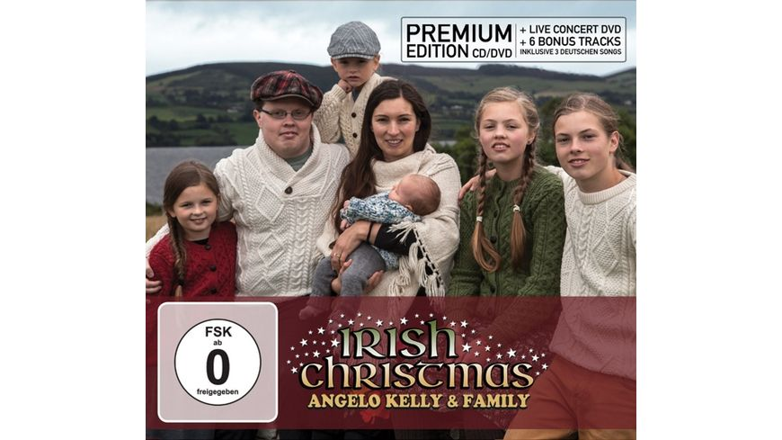 Irish Christmas Premium Editio