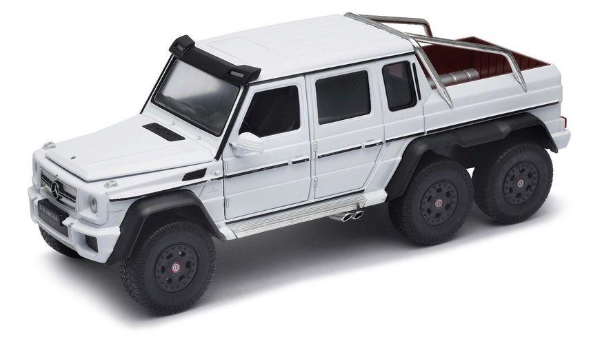 Welly 1 24 Modellauto Mecedes Benz G 63 AMG 6x6