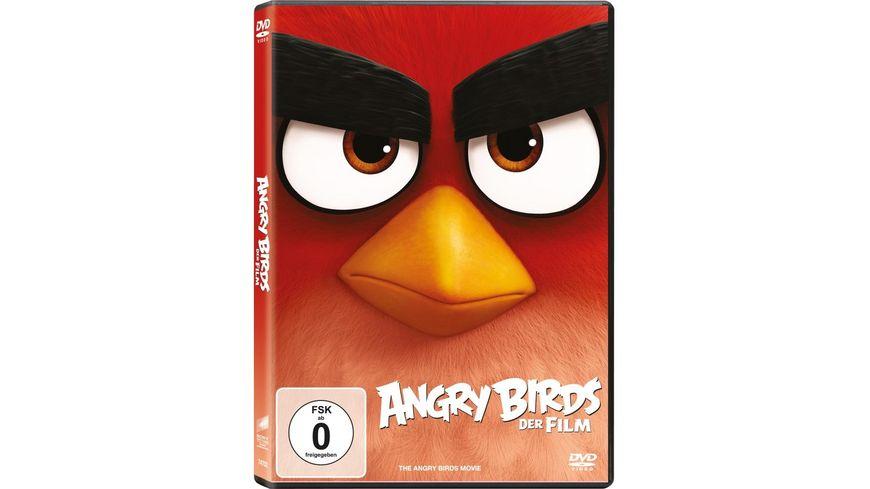 Angry Birds Der Film exklusive Version inkl Augenbrauen DVD