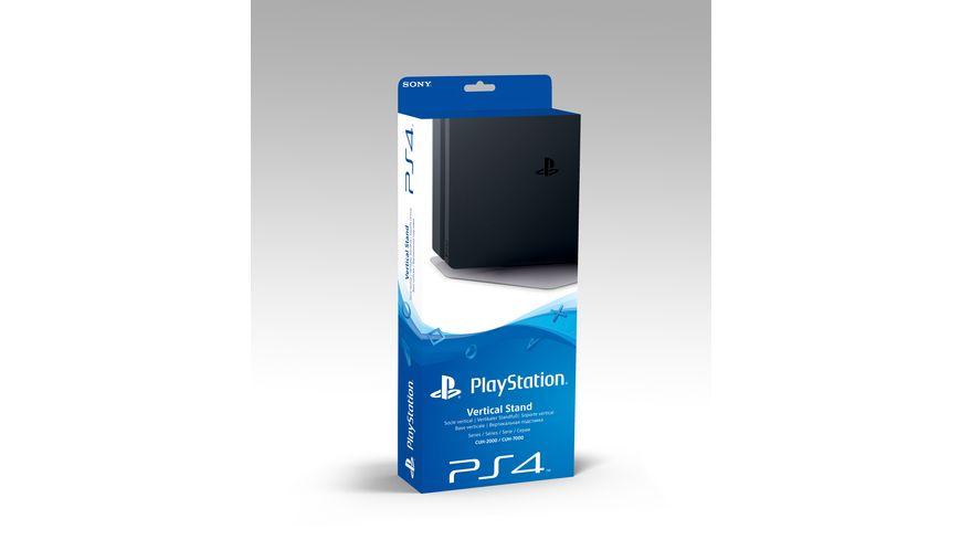 PS4 Vertikaler Standfuss schwarz