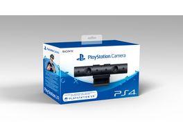 PS4 Kamera schwarz