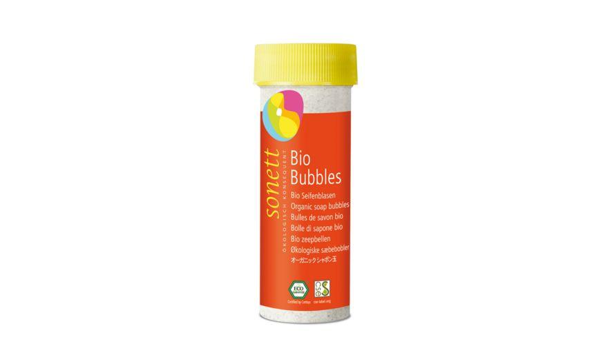 sonett Seifenblasen bio