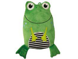 Hugo Frosch Oeko Waermflasche Junior Comfort Frosch
