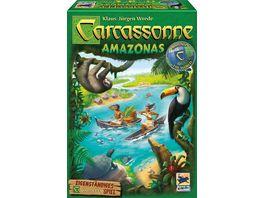 Hans im Glueck Strategiespiele Carcassonne Amazonas