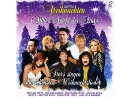 Mein Weihnachten Stars singen die schoensten Weih