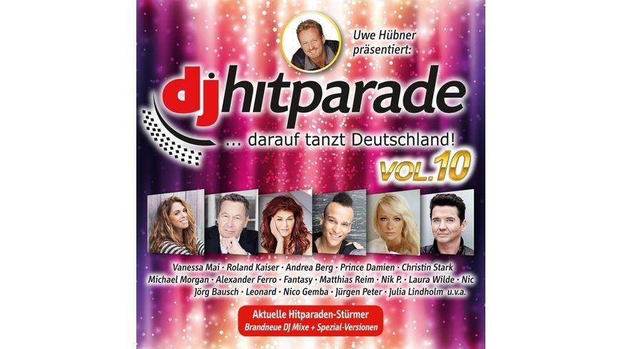 DJ Hitparade Vol 10