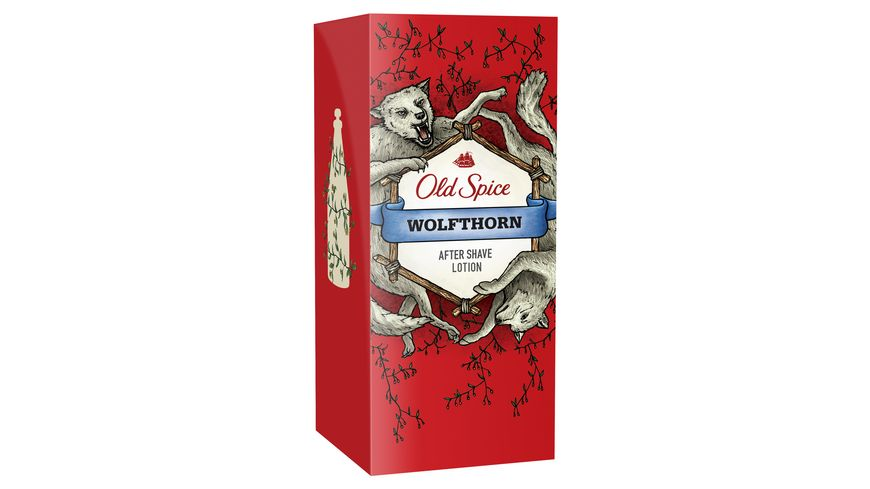 Old Spice After Shave Wolfthorn