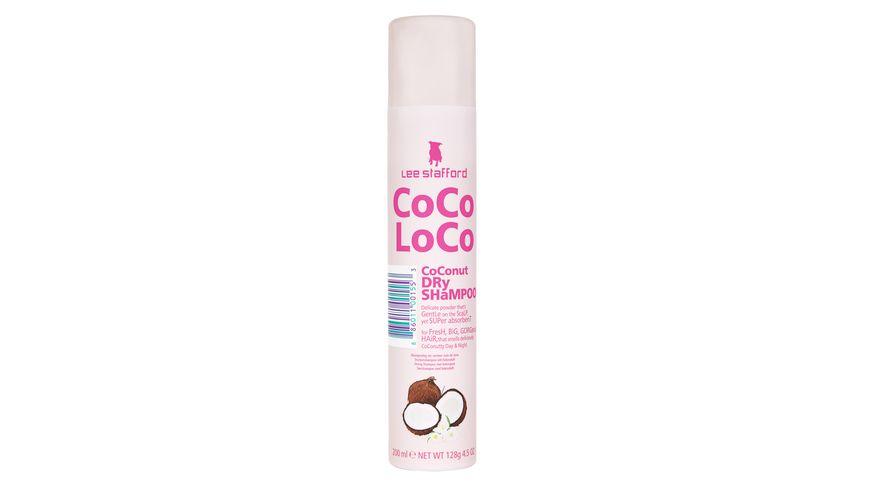 Lee Stafford Dry Shampoo Coco Loco Coconut