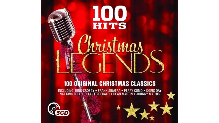100 Hits Christmas Legends