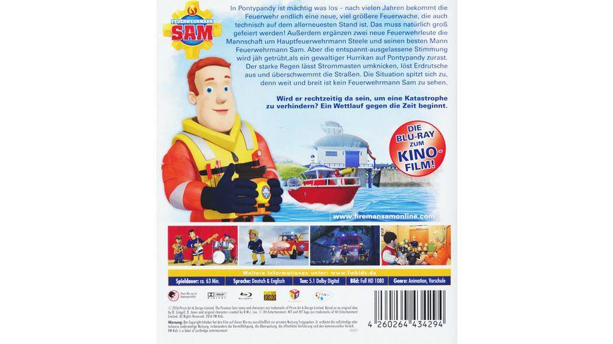 Feuerwehrmann Sam Helden Im Sturm Blu ray Disc