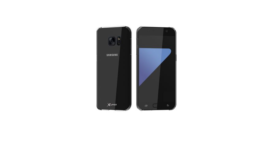 XLayer Samsung Galaxy S7 Clear Hardcase