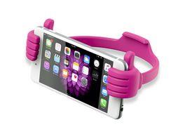 XlayerColourline Pink Smartphone Tablet Reader Halter