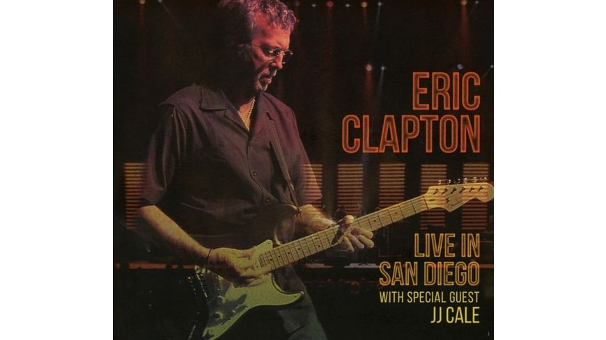 Live In San Diego With Specialguest JJ Cale