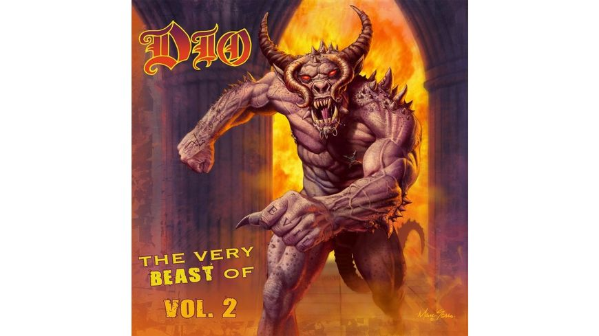 The Very Beast Of DIO Vol 2