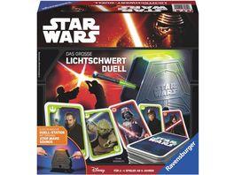 Ravensburger Spiel Star Wars Das grosse Lichtschwert Duell