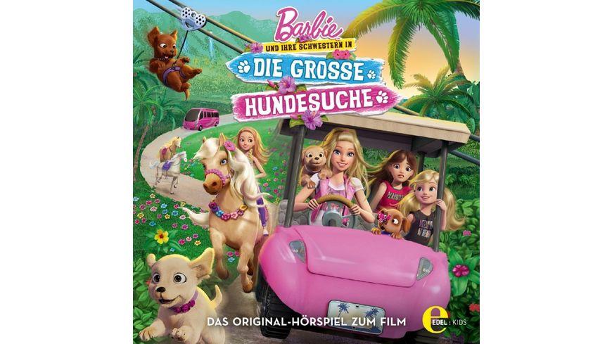 Barbie Ihre Schwestern In Die Grosse Hundesuche