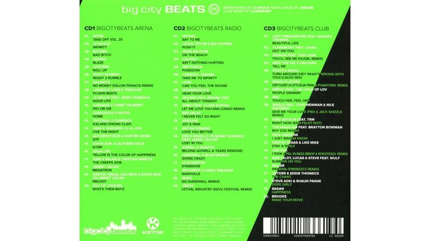 Big City Beats Vol 25