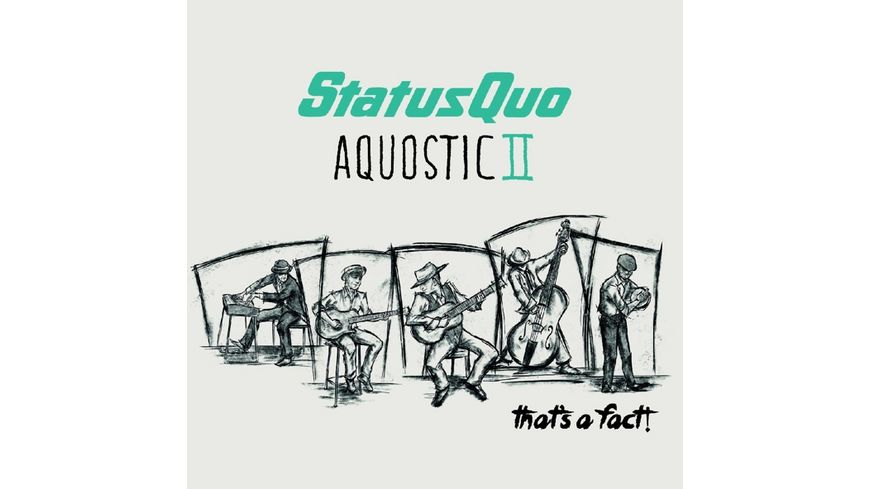 Aquostic II That s A Fact Deluxe Edition