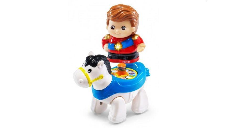 VTech Kleine Entdeckerbande Prinz Henry mit Pferd