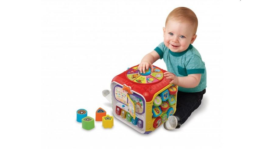 VTech Baby Entdeckerwuerfel