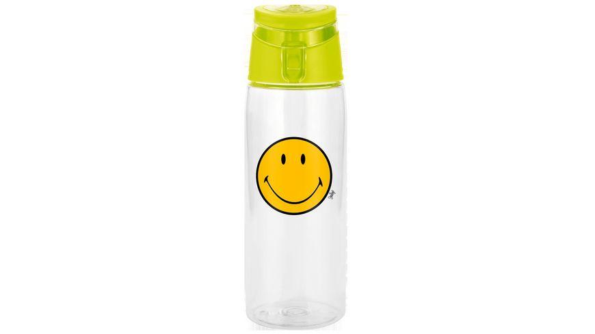 zak Trinkflasche Smiley