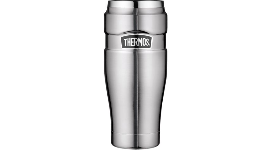 THERMOS Isolierbecher Stainless King mattiert 0 47l