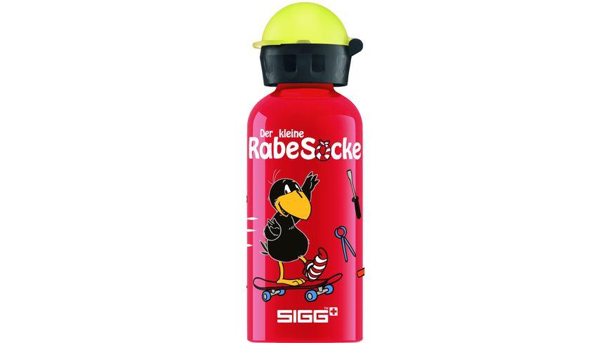SIGG Trinkflasche Kleiner Rabe 0 4 l