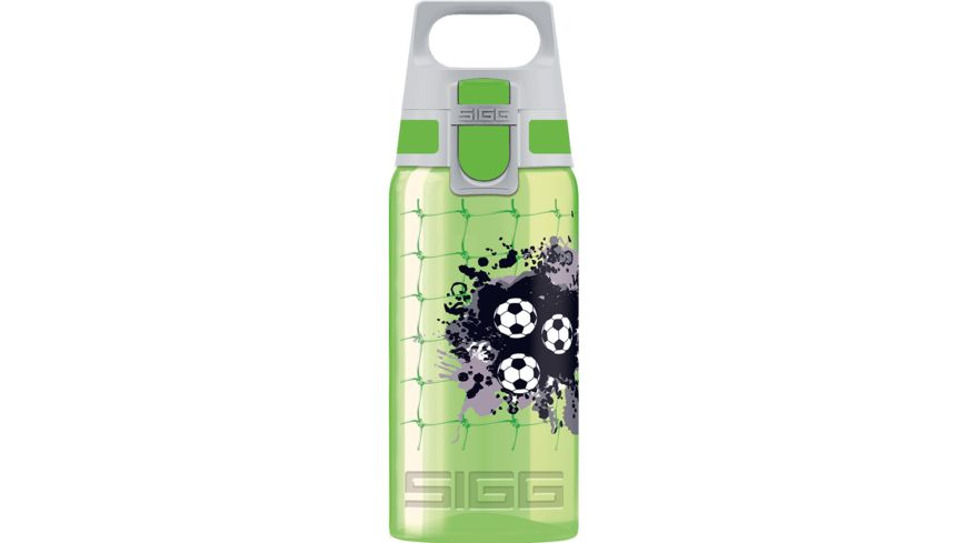 SIGG Kleinkinderflasche Viva WMB One Green 0 5 l Football