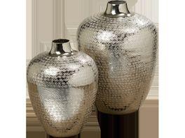 Mueller Vase Detroit ca 24 cm