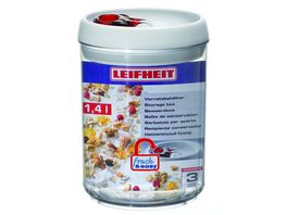 LEIFHEIT Vorratsbehaelter Fresh Easy rund 1 4 l