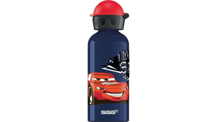 SIGG Trinkflasche Cars Speed 0 4 l