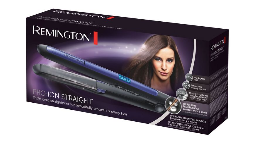REMINGTON Haarglaetter Pro Ion Straight S7710