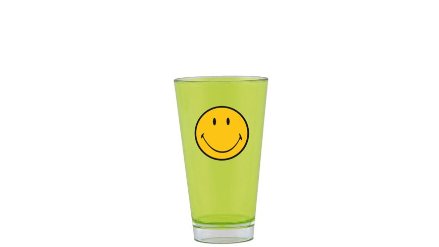 zak Trinkglas Smiley